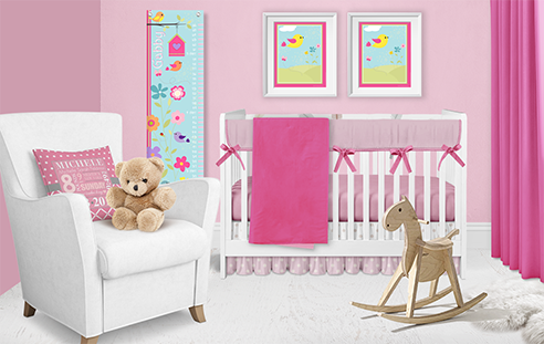 Personalized Nursery Decor and Gift Items for New Baby, Baby Shower and Special Occasions by Personalize it FREE