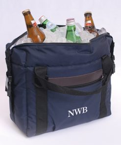 PIF-JDGC444 Personalized Personal Tote Bag Cooler Picnic Tote Bag Embroidered FREE by Personalize it FREE